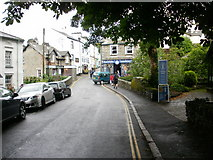 NY3704 : North Road, Ambleside by Peter S