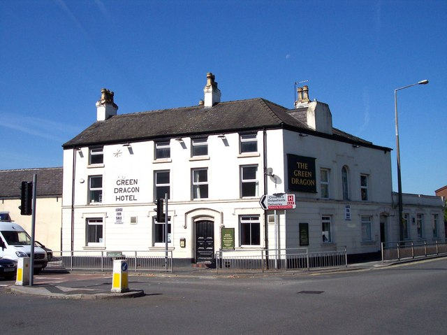 The Green Dragon Hotel looking for offers