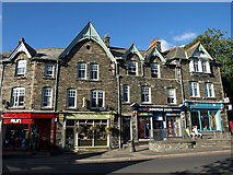 NY3704 : Central Buildings, Ambleside by Derek Harper