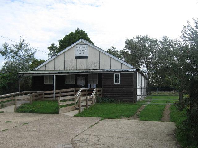 Warehorne Village Hall