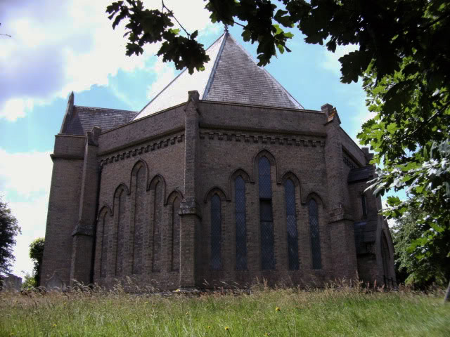 St Lawrence Church, East Donyland, Essex