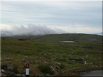 HU3919 : Twarri Field from below the Ward of Scousburgh by Jim Strang