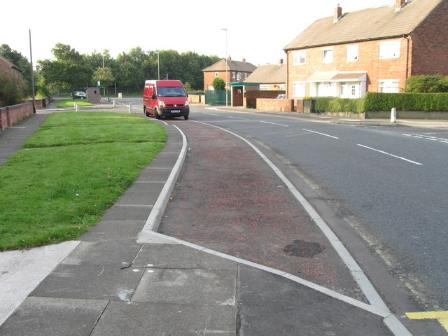 Finchale Road, Hebburn