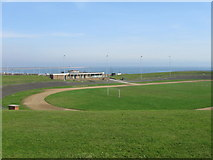 NZ3766 : Gypsies Green Sports Ground by Alex McGregor