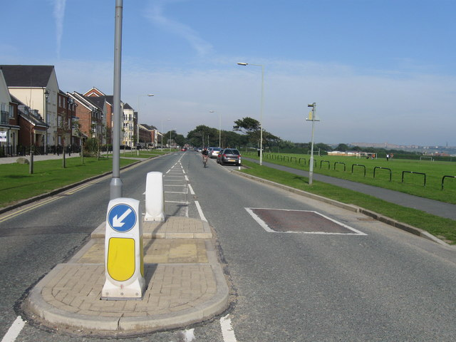 Bents Park Road, South Shields