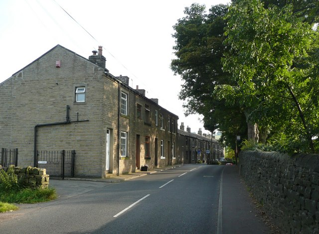 Broad Carr Terrace, Hammerstone Leach Lane, Elland