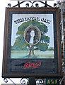 SJ8857 : Sign for the Royal Oak by Jonathan Kington