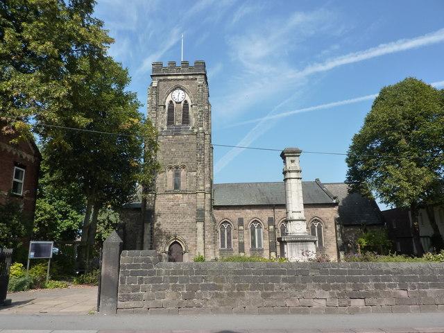 Parish Church, Ripley