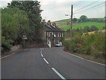 SE0022 : Blackstone Edge Road, Cragg Vale by David Dixon