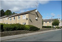 SE1020 : Flats in Norton Close, Elland by Humphrey Bolton