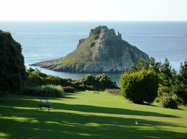 Thatcher Rock, Torquay
