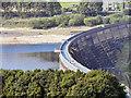 SE0118 : Baitings Reservoir Dam by David Dixon