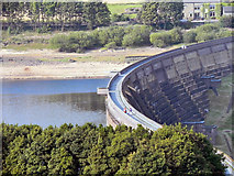 SE0118 : Baitings Reservoir Dam by David Dixon