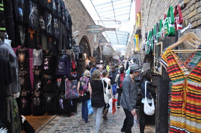 London : Camden - Stables Market
