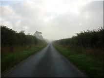 TA0116 : Bonby Road towards Barrow-upon-Humber by Ian S