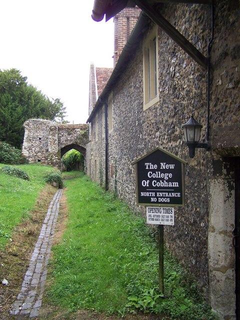 New College Of Cobham