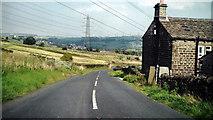 SE0118 : Long Causeway, Rishworth Moor by David Dixon
