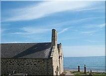 SH1726 : Eglwys Hywyn Sant church, Aberdaron by Eric Jones