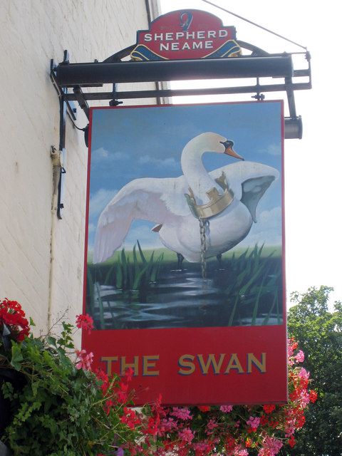 The Swan sign