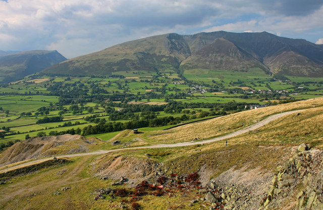 View from Threlkeld Knotts
