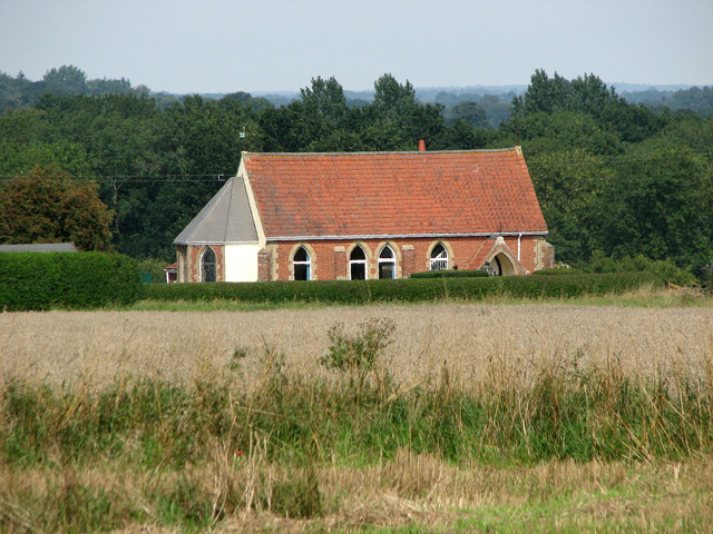 Converted chapel near Scarning