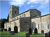 SP6989 : Foxton Church by Ian Rob