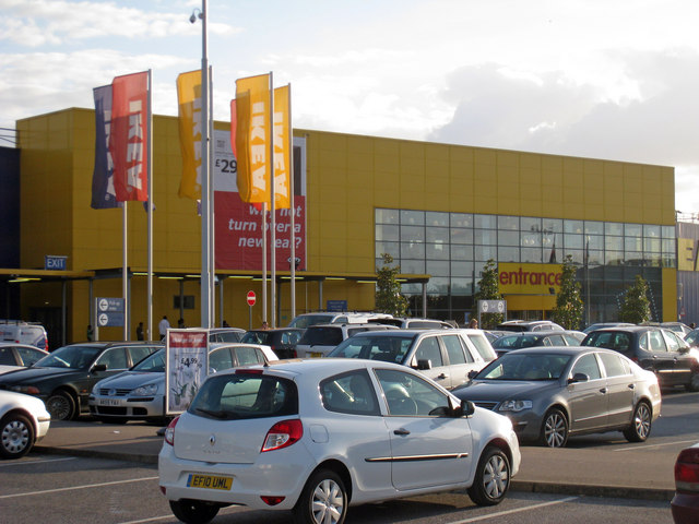 Ikea, Thurrock © Oast House Archive :: Geograph Britain and Ireland