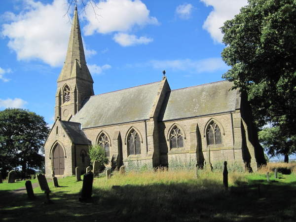 All Saints, Great Stainton