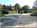 "TF6919 : ""Millionaires Row"", Ashwicken, Norfolk by Richard Humphrey"