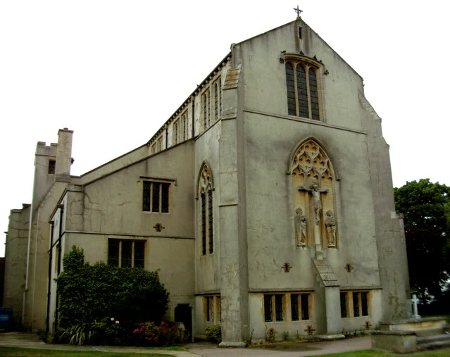 St James the Great Church, Clacton-on-sea, Essex