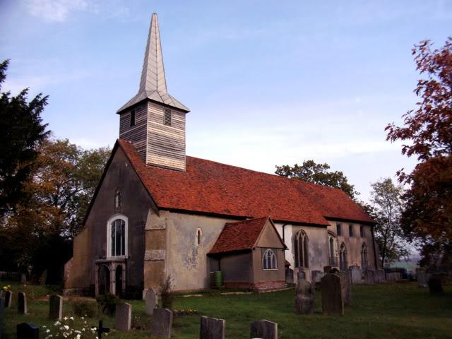 St Margaret's Church, Stanford Rivers, Essex