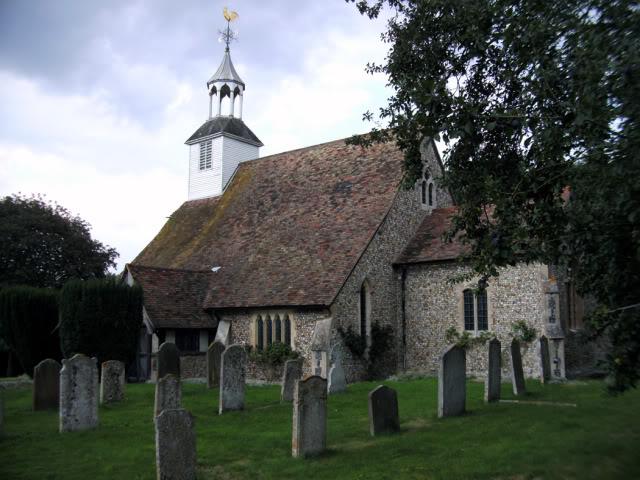 St Simon and St Jude Parish Church, Quendon, Essex