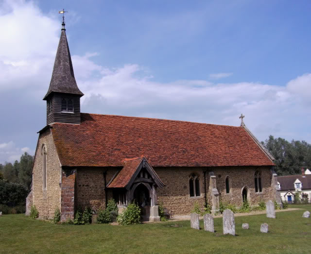 St John the Evangelist Church, Little Leighs, Essex