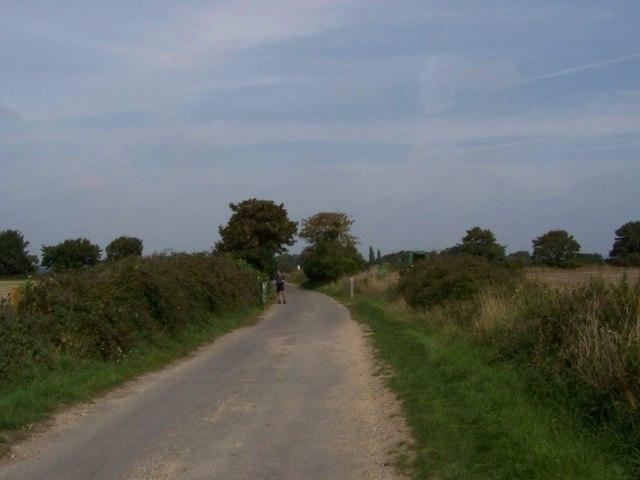 Saltern's Way cycle path
