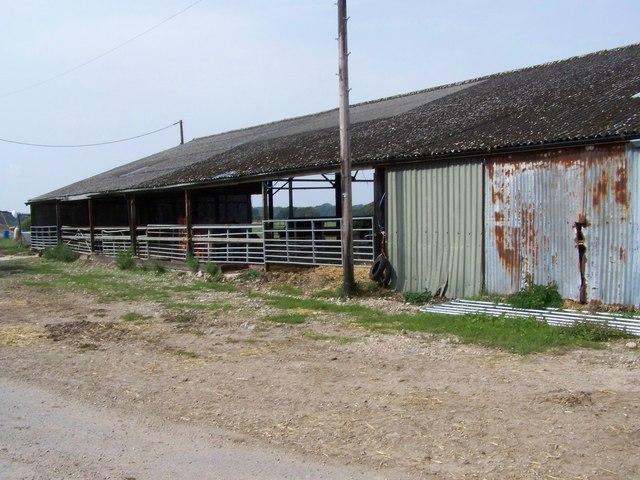 Cowshed at New Barn