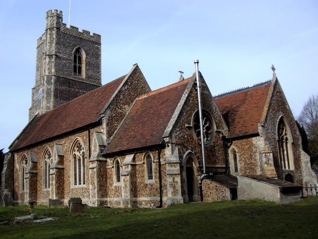 St Michael's Church, Kirby-le-Soken, Essex