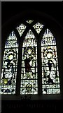 TM4077 : St. Peter, Holton: stained glass window (2) by Basher Eyre