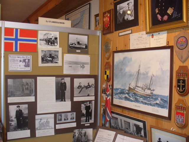 Shetland Bus Exhibition