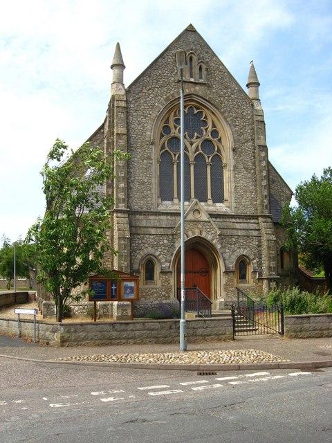 Trinity Methodist Church, Theatre Street