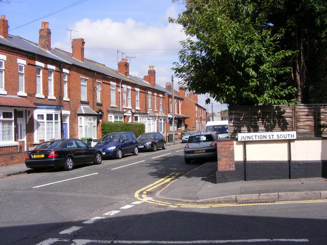 Junction Street South View