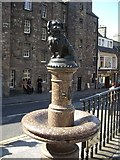 NT2573 : Greyfriars Bobby drinking fountain by Stanley Howe
