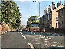 SE0424 : Burnley Road (A646) by David Dixon