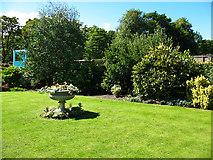 SE0823 : The English Garden at Manor Heath Park by Stephen Craven