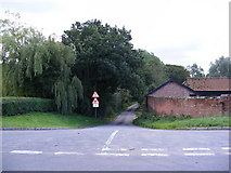 TM4077 : Road to Mells by Adrian Cable