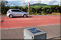 J5073 : Solar panel, Newtownards by Albert Bridge