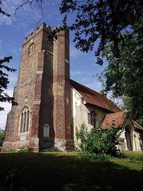 St Margaret's Church Tilbury Juxta Clare