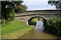 SJ8459 : Gravel Pit Bridge, Macclesfield Canal by Stephen McKay