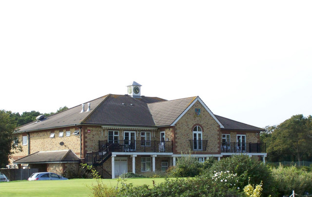 Club house, Lee-on-the-Solent Golf Club