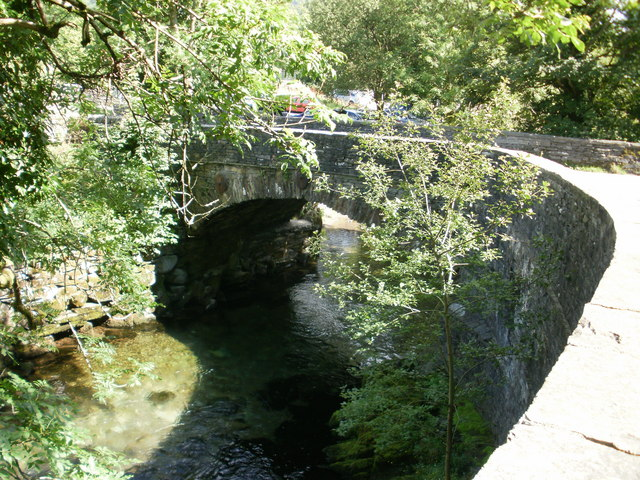 Elterwater Bridge