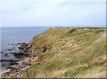 SH2035 : View northwestwards along the coastal path to the Penrhyn Melyn headland by Eric Jones